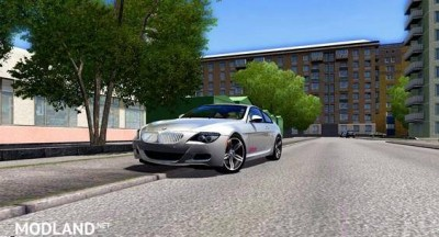 BMW M6 E63 [1.5.0], 1 photo